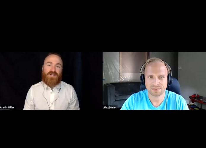 #333 The App Guys B2B Podcast: Alex Melen Co-Founder of SmartSites