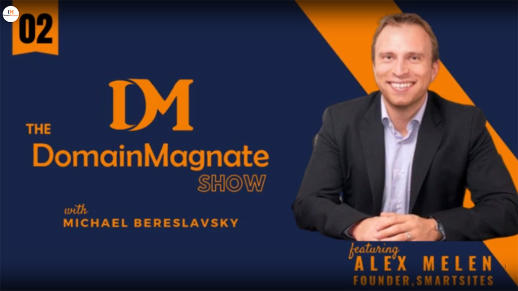 Alex Melen Domain Magnate